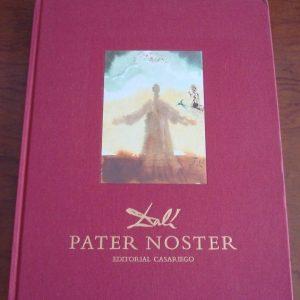 Pater Noster (Padre Nuestro), ilustrado por Dalí, 1992