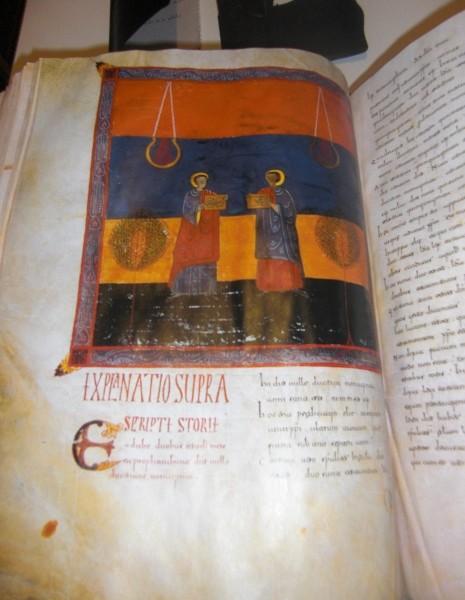 Beato de Liébana códice de Fernando I y Doña Sancha, año 1047 (Versol) *****