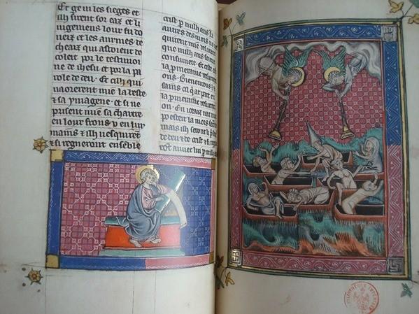 Apocalipsis 1313, año 1313 (BNF)