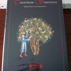 Libro estudio del Theatrum Sanitatis (Moleiro)