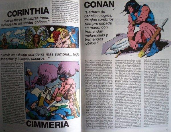 El universo de Conan, edición conmemorativa de 1997