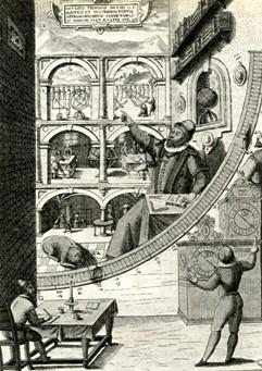 Astronomiae instauratae Mechanica (Mecánica de la Astronomía renovada), Tycho Brahe, 1602