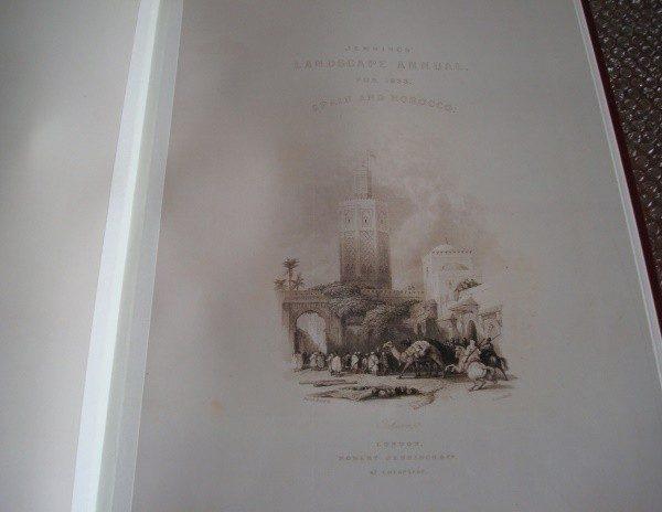 España pintoresca, de David Roberts, 1837-1855