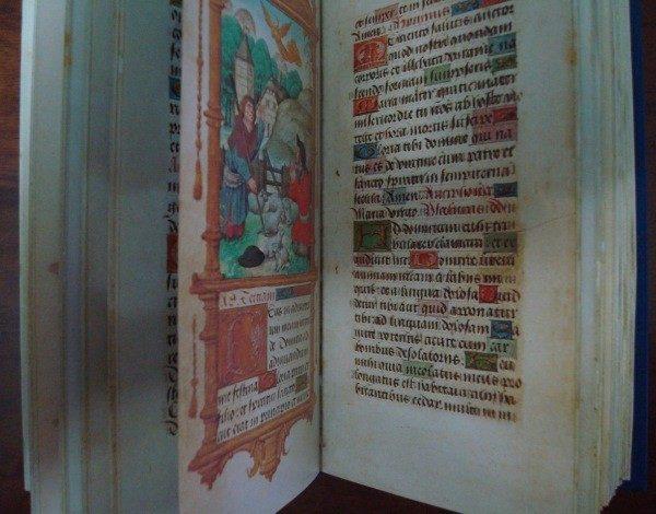 Libro de Horas de Carlos V, c. 1516