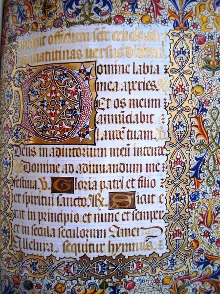 Libro de Horas del Marqués de Dos Aguas, c. 1495