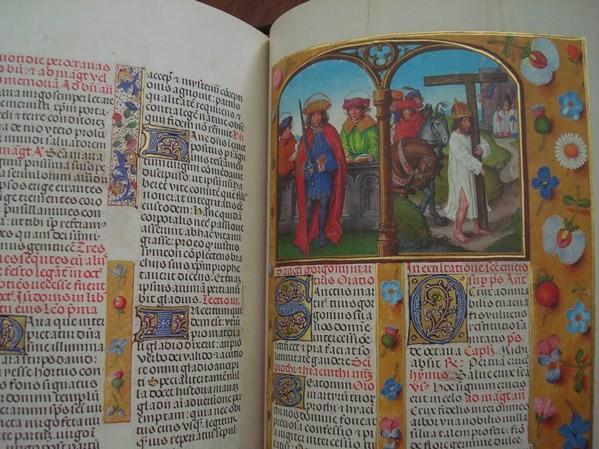 Breviario de Isabel la Católica, s. XV (British Library)