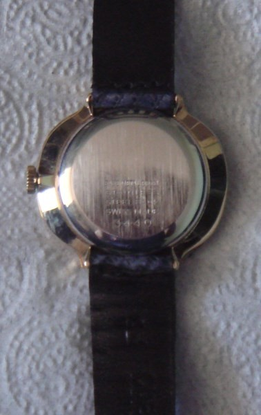 Reloj de pulsera dama, marca Emit, de 1970