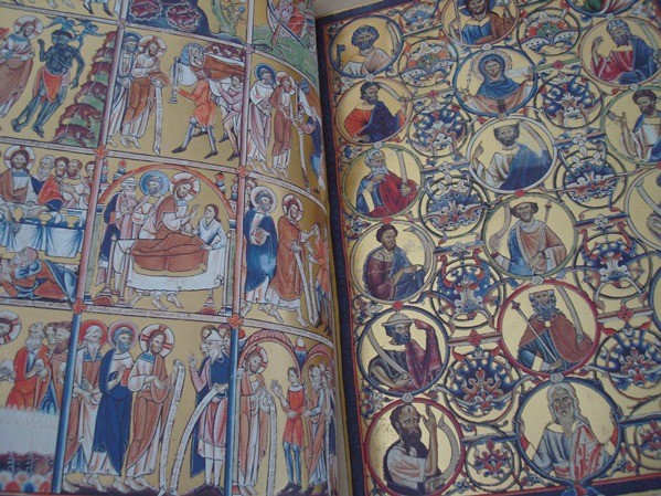 Salterio Glosado Anglo-Catalán, siglos XIII-XIV *****