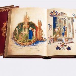 Las Muy Ricas Horas del Duque de Berry, siglo XV *****