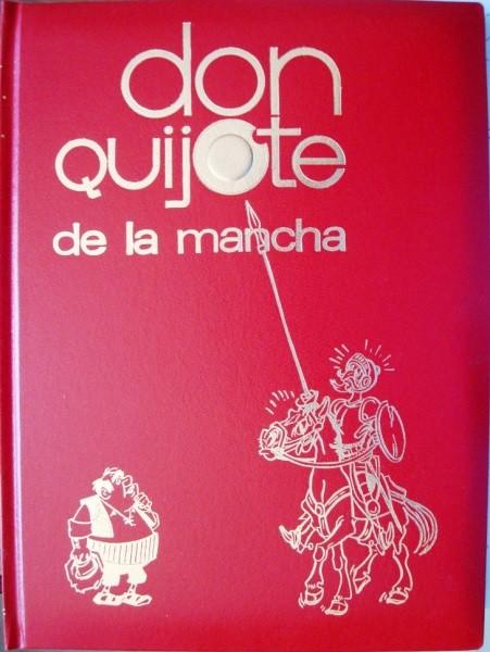 1982 Don Quijote en versión cómic, 10 tomos