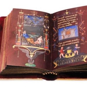 Libro de Horas Durazzo, siglo XVI