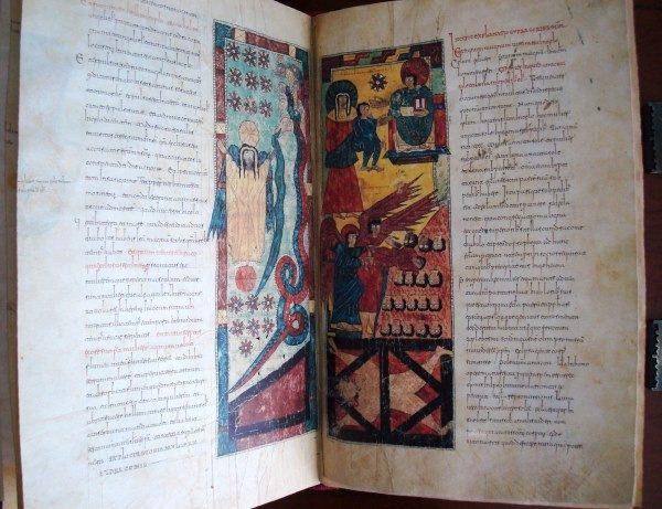 Beato de Liébana códice de El Escorial, siglo X