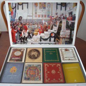 Constituciones Españolas 1812 a 1978