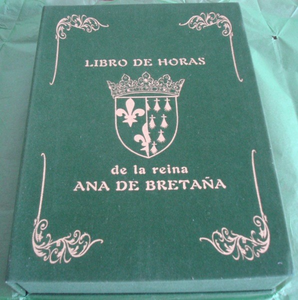 Libro de Horas de la Reina Ana de Bretaña, c. 1505