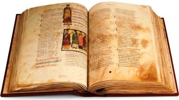 Códice Albeldense, año 976, ¡joya de El Escorial! *****