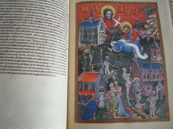 Apocalipsis Flamenco, c. 1405 (BNF)