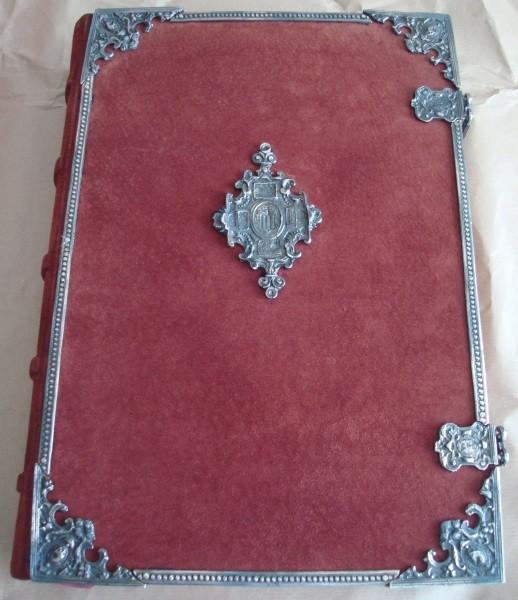 Capitulario de Felipe II, siglo XVI