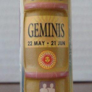 Géminis, 22 mayo - 21 junio, mini libro