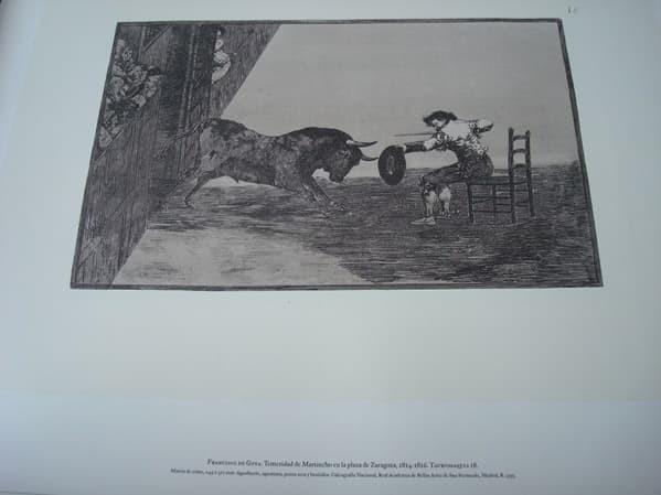 La Tauromaquia de Goya (Planeta EDP)