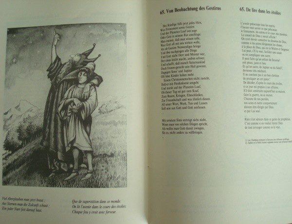 1494 Das Narrenschiff. Sebastian Brant
