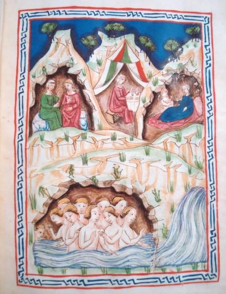 De Balneis Puteoli, c. 1455 (Nº. 1) *****
