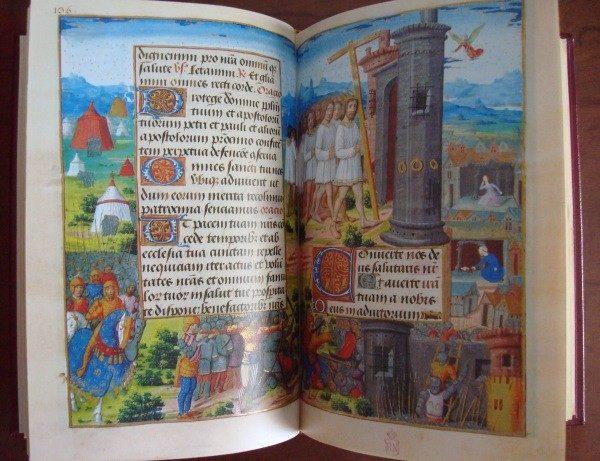 Libro de Horas de Carlos V, c. 1503, BNE