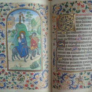 Libro de Horas de Vrelant, o de Doña Leonor de la Vega, c. 1468
