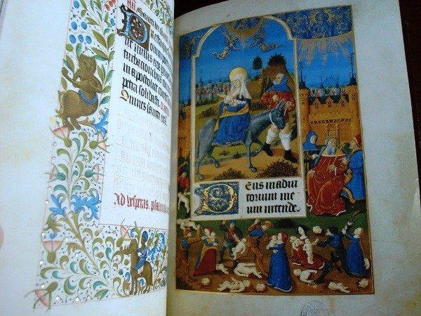 Libro de Horas de los Retablos, siglo XV