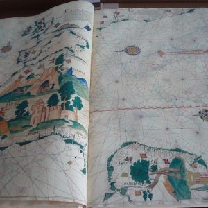 Atlas de Lázaro Luis, año 1593