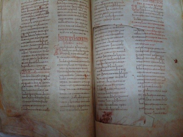 Beato de Liébana códice Emilianense, o Beato Primero, s. X