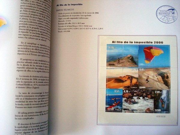 2006 Sellos de Correos de España y Andorra