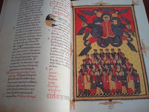 Beato de Liébana códice de Santo Domingo de Silos, 1109