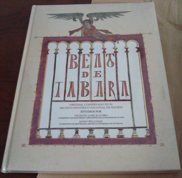 Beato de Liébana códice de Tábara, año 970