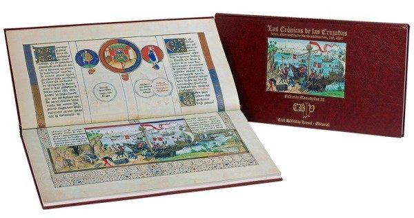 Las Crónicas de las Cruzadas Abreviadas, año 1455 (EE)
