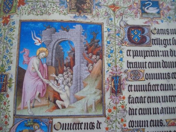 Las Grandes Horas del Duque de Berry, siglo XV *****