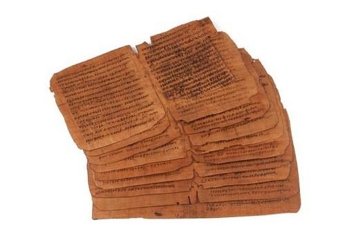 Papiro Bodmer VIII, Epístolas de San Pedro, siglos III y IV
