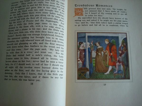 Clair de Lune and other troubadour romances, by Michael West, 1921