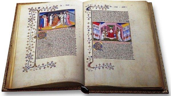Libro de las Maravillas de Marco Polo, s. XV