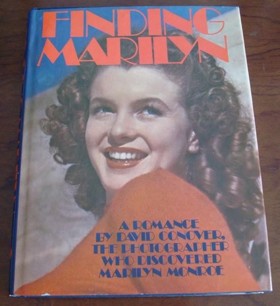 Finding Marilyn a romance, David Conover, 1981 (en inglés)