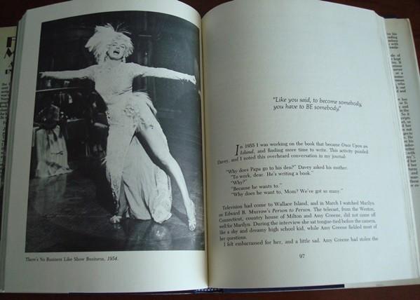 1981 David Conover, Finding Marilyn a romance (en inglés)