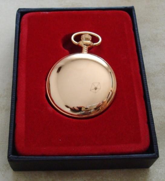 Reloj de bolsillo de la ciudad de Boston (USA)