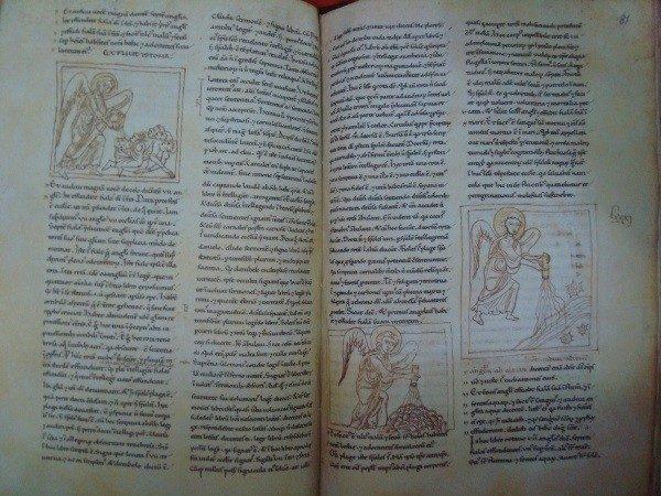 Beato de Liébana códice de Berlín, s. XII
