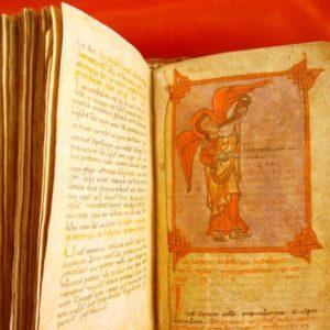 Beato de Liébana códice de Corsini, s. XII