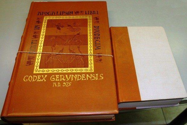 Beato de Liébana códice de Gerona, año 975 (Edilán)