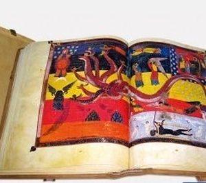 Beato de Liébana códice de Fernando I y Doña Sancha, año 1047 (Moleiro)