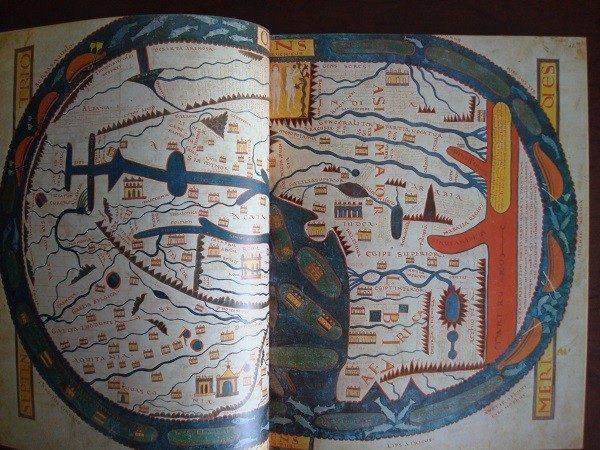 Beato de Liébana códice de Saint-Sever, s. XI (Edilán)