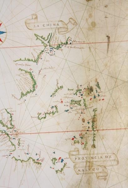1525 Planisferio Castiglioni