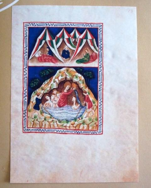 Hojas del De Balneis Puteoli, s. XV