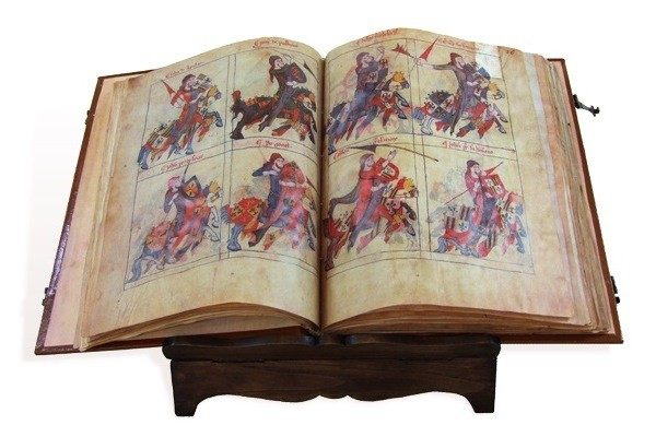 Armorial Libro de los Caballeros de la Cofradía de Santiago, siglos XIV-XVII