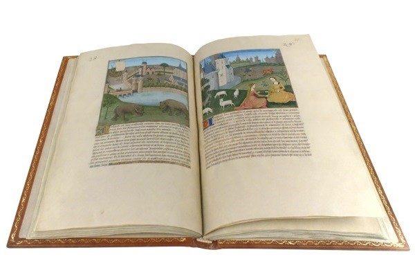 Libro de las Maravillas del Mundo: secretos de historia natural, s. XV